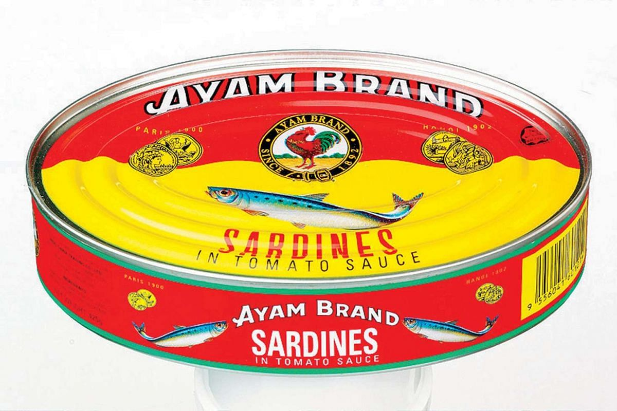 Ayam Brand, known for its tinned sardines, is celebrating its 125th anniversary this year.
