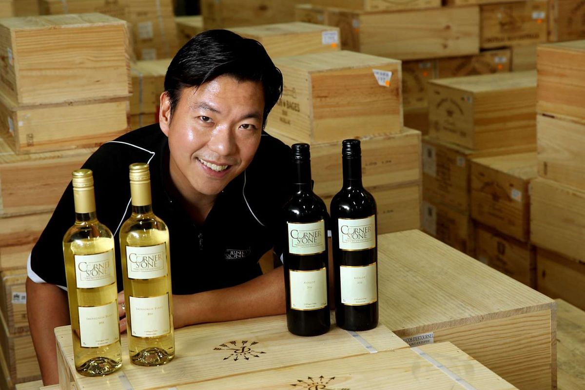 With a name like Hock Tong Bee, scalability in the region is limited, said its managing director Clinton Ang, 44.