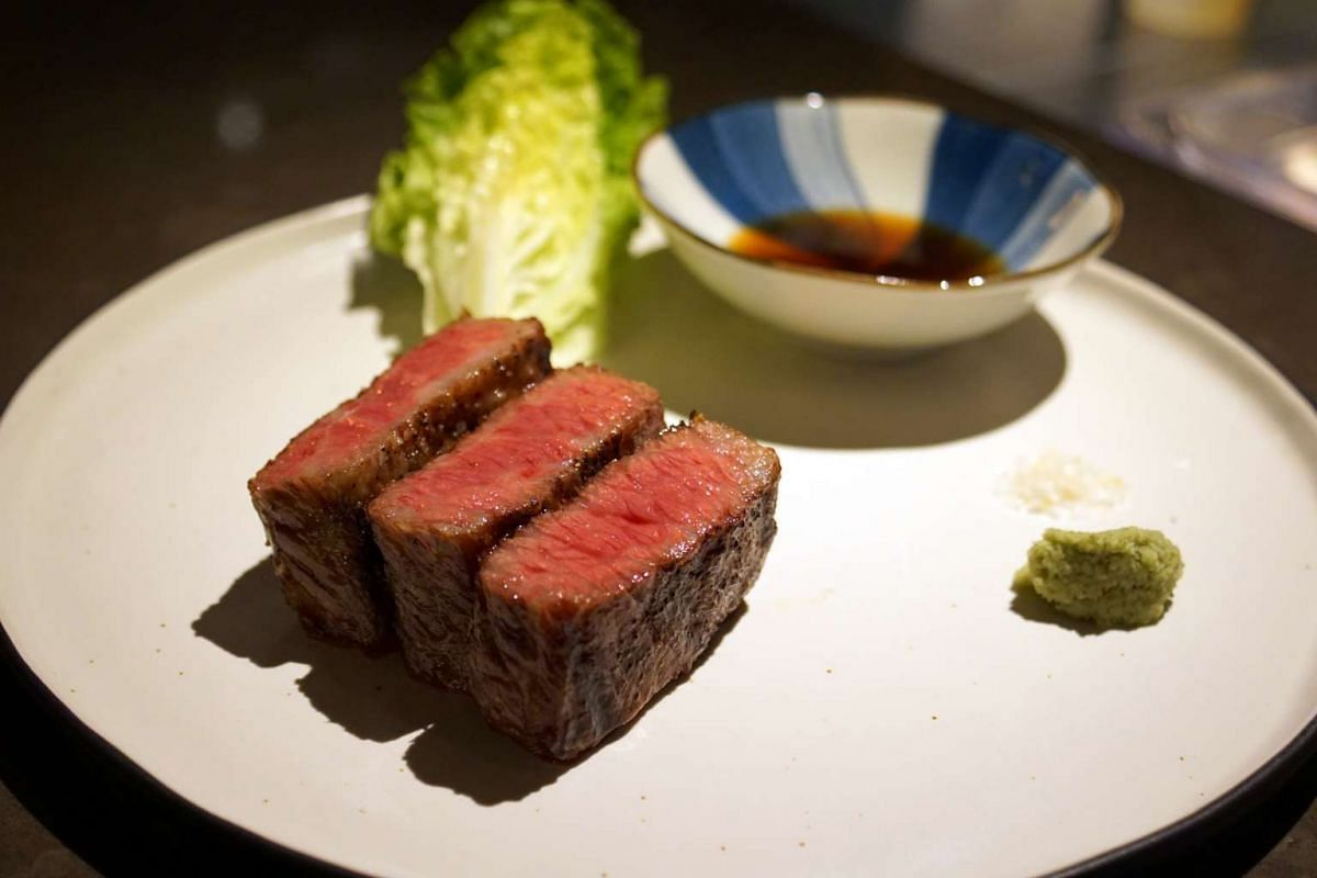 Splurge on the Toriyama Japanese Striploin (above) or go for the hardly ordinary Tomato Cheese & Herbs.