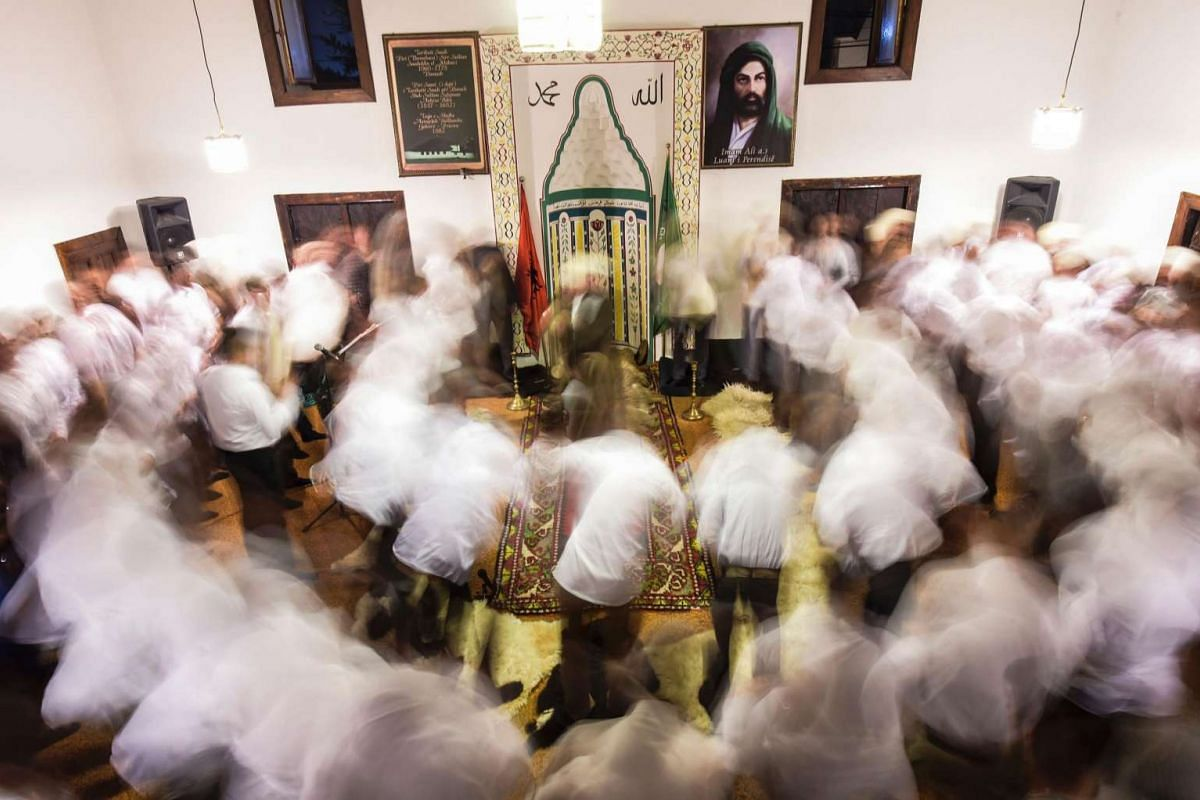 The Kosovo dervish community carrying on a centuries-old mystical practice  as a way to earn salvation and find the path to God. Newroz (also known as Nawroz or Nowruz) is an ancient Persian festival marking the first day of spring, which fell on Mar