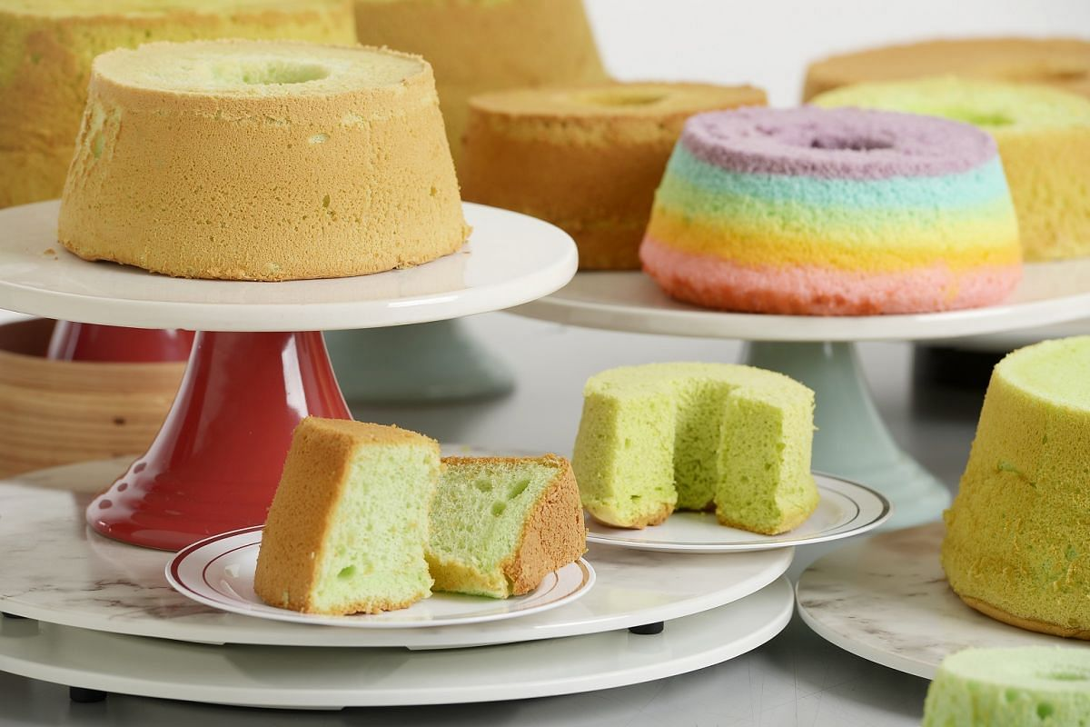 The Sunday Times did a taste test on 14 pandan cakes.