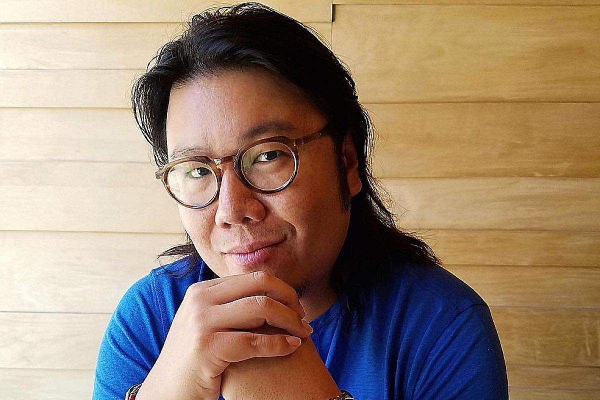 Singapore-born Kevin Kwan lived in Singapore until he was 11 and then emigrated to Texas with his family. Although his family is well-connected, he says he is not a 'crazy rich Asian' like the outrageous figures in his books.