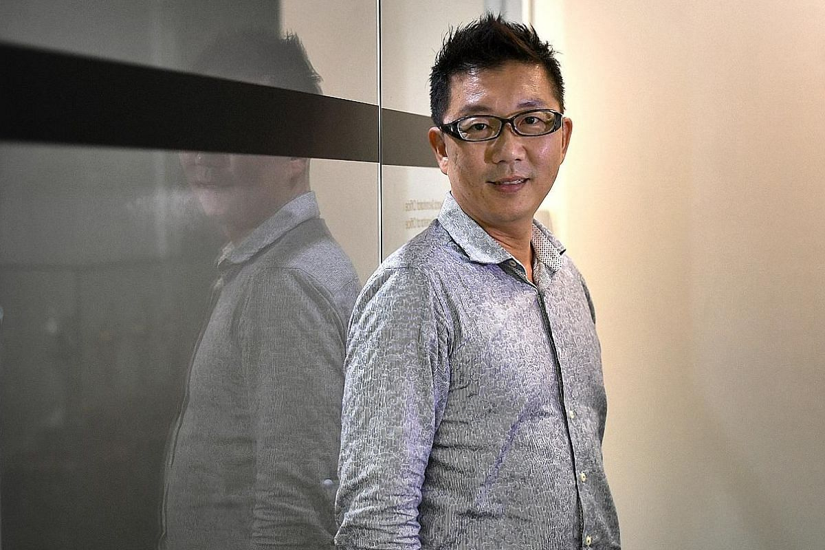 Mr Freddy Yap set up Superior, an online business selling mainly bird's nest and chia seed products, in 2012.