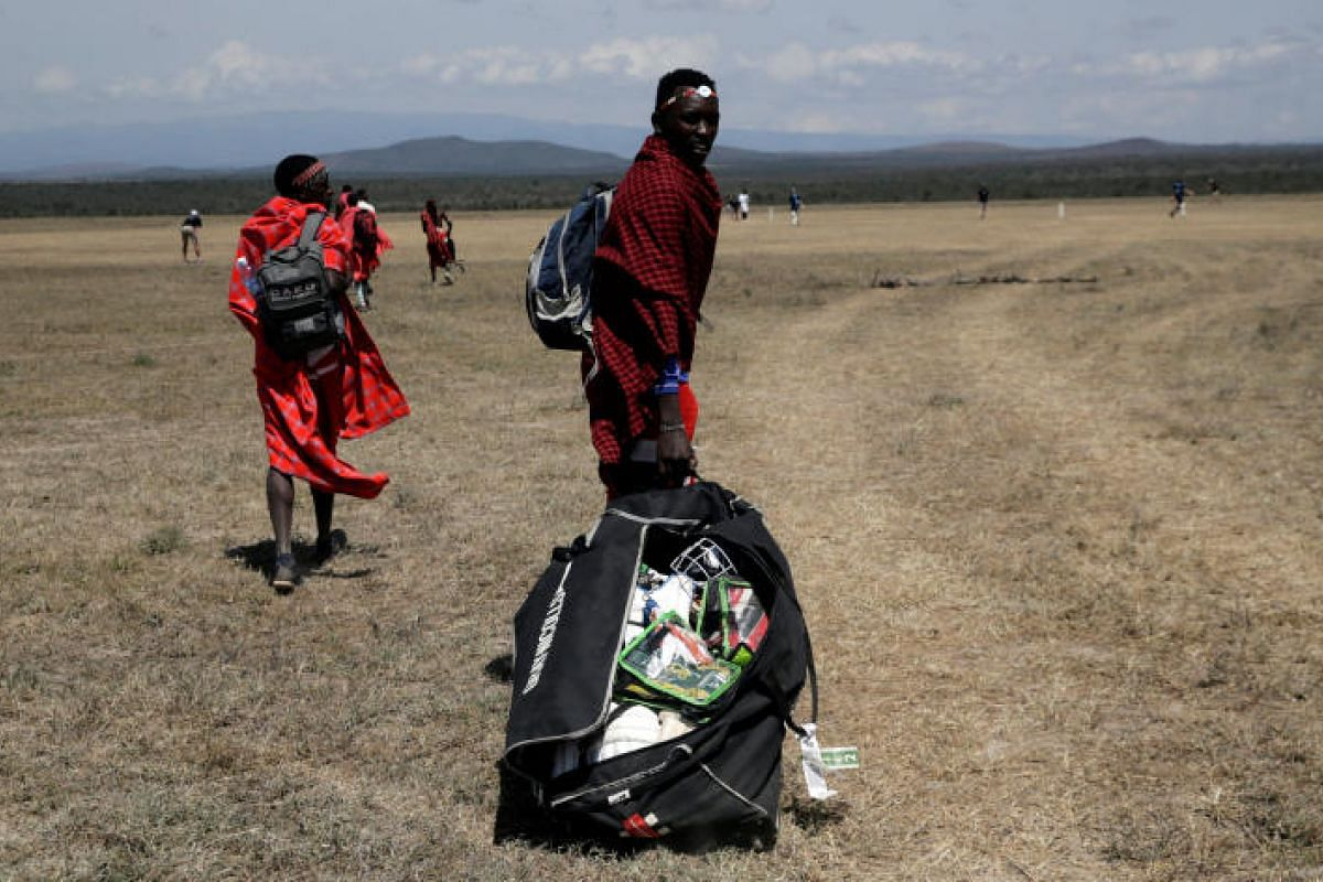 The charity event rolls into the wilds of Kenya as the Maasai Cricket Warriors arrive to play against the British Army Training Unit Kenya (BATUK) cricket team. The two-day event over the weekend (June 17 and 18) also features 10 other teams from Eng
