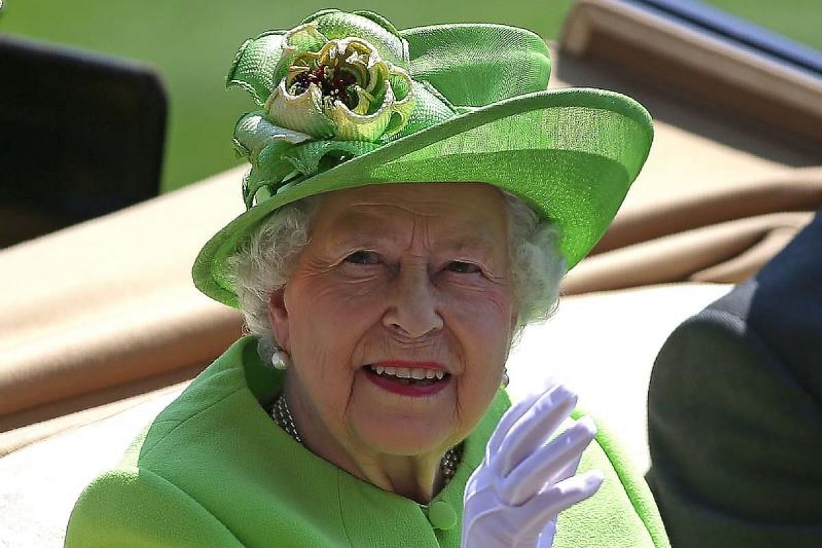 Queen Elizabeth II, who has attended every Royal Meeting during her reign, this year led racegoers and her family in observing a minute's silence in memory of the victims of the Grenfell Tower fire and the London and Manchester terror attacks.