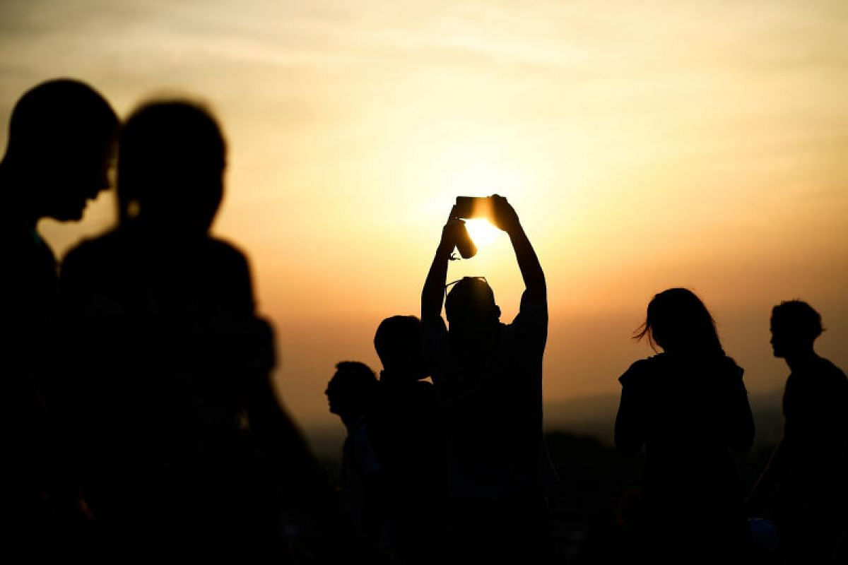 The future looks bright for the music event, even as the sun sets on revellers at the Glastonbury Festival.