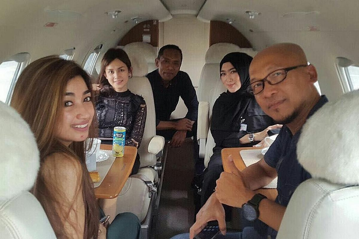 CeoJetset offers private jets for those who want to avoid crowds. A flight from Jakarta to Surabaya for up to six costs more than $21,900.