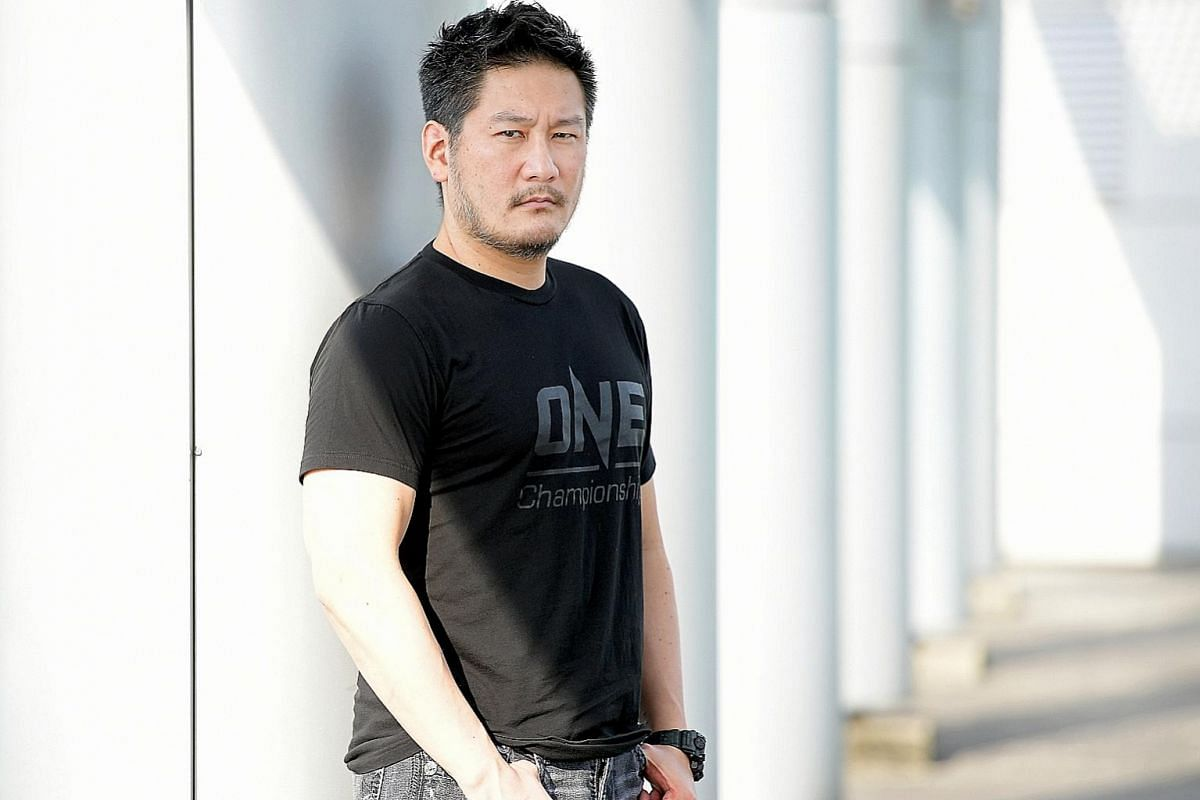 Mr Chatri Sityodtong, who heads Asia's largest sports media property ONE Championship, saw his family fortunes go up and down when he was young.