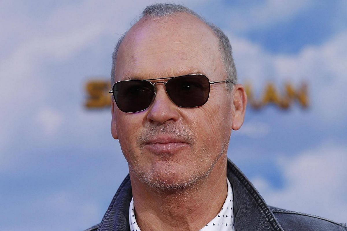 Actor Michael Keaton attends the world premiere of Spider-Man at the TCL Chinese Theater in Hollywood, California on June 28, 2017.