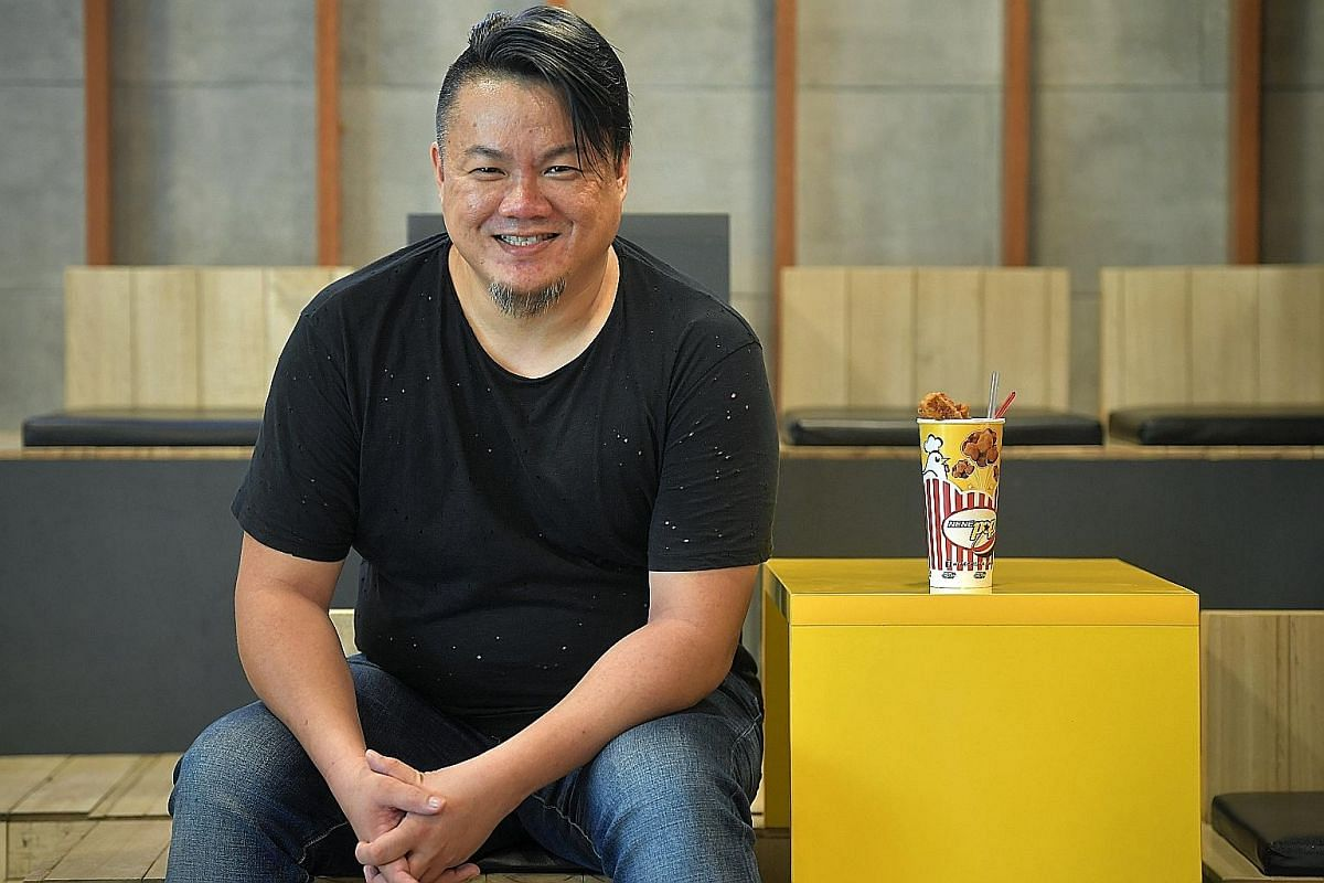 Mr Rodney Tang brought in bubble tea chain Gong Cha in 2009 and, under him, it earned $30 million in revenue annually.