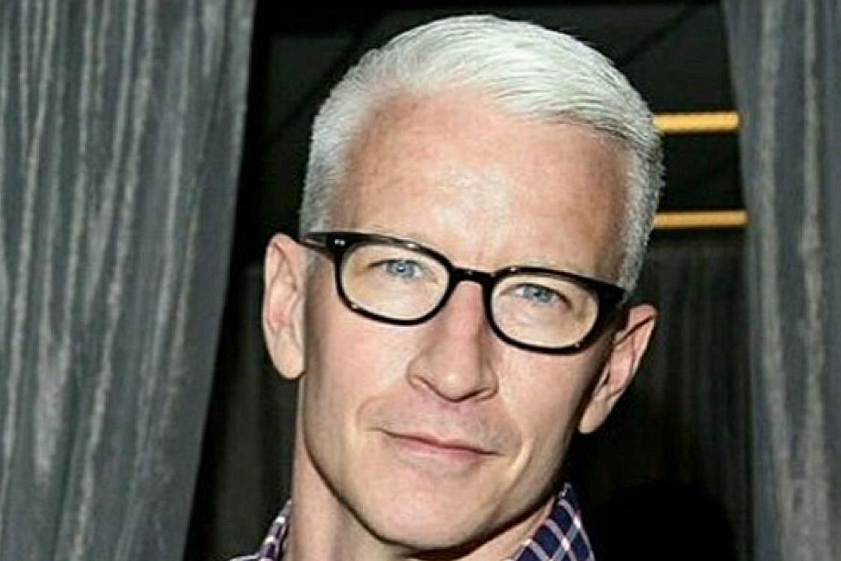 Anderson Cooper, 50