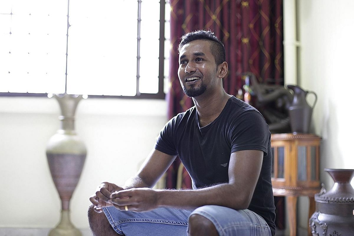 Visit poet Elancharan Gunasekaran during Open Homes, a series in which Singapore residents welcome ticket-holders to their homes and share stories with them in a presentation devised with theatremakers.