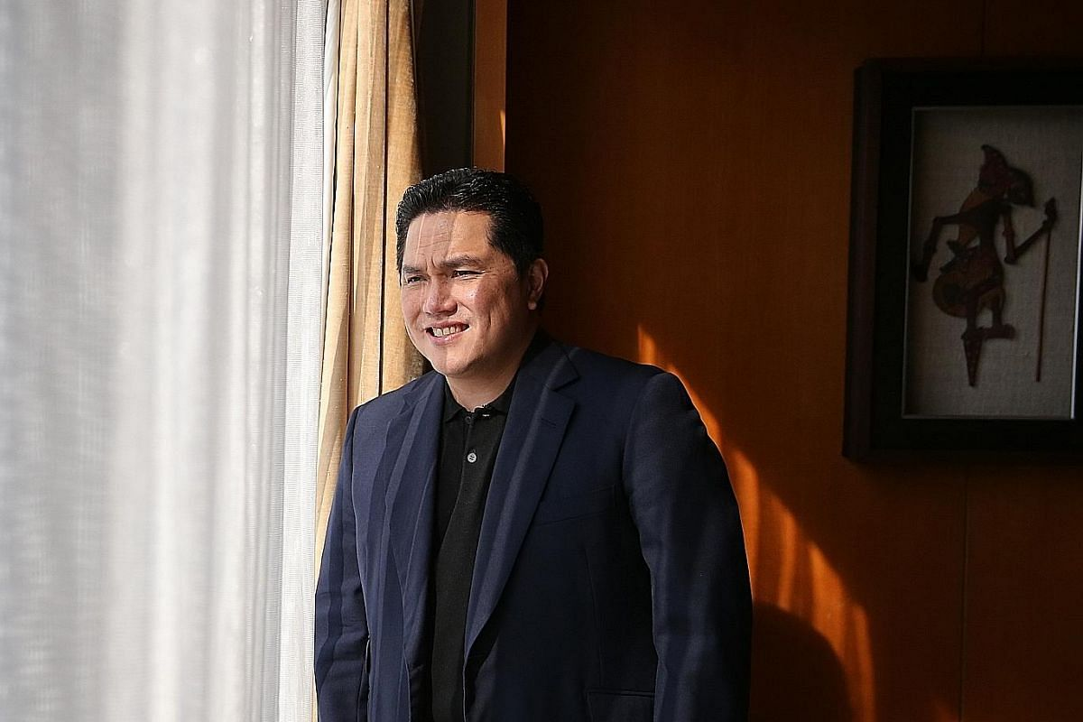 Erick Thohir, chairman of Italy's Inter Milan, believes in spending smart and not always in big amounts. The Indonesian media mogul sold a majority stake in the Serie A side to China's Suning Holdings Group last year.