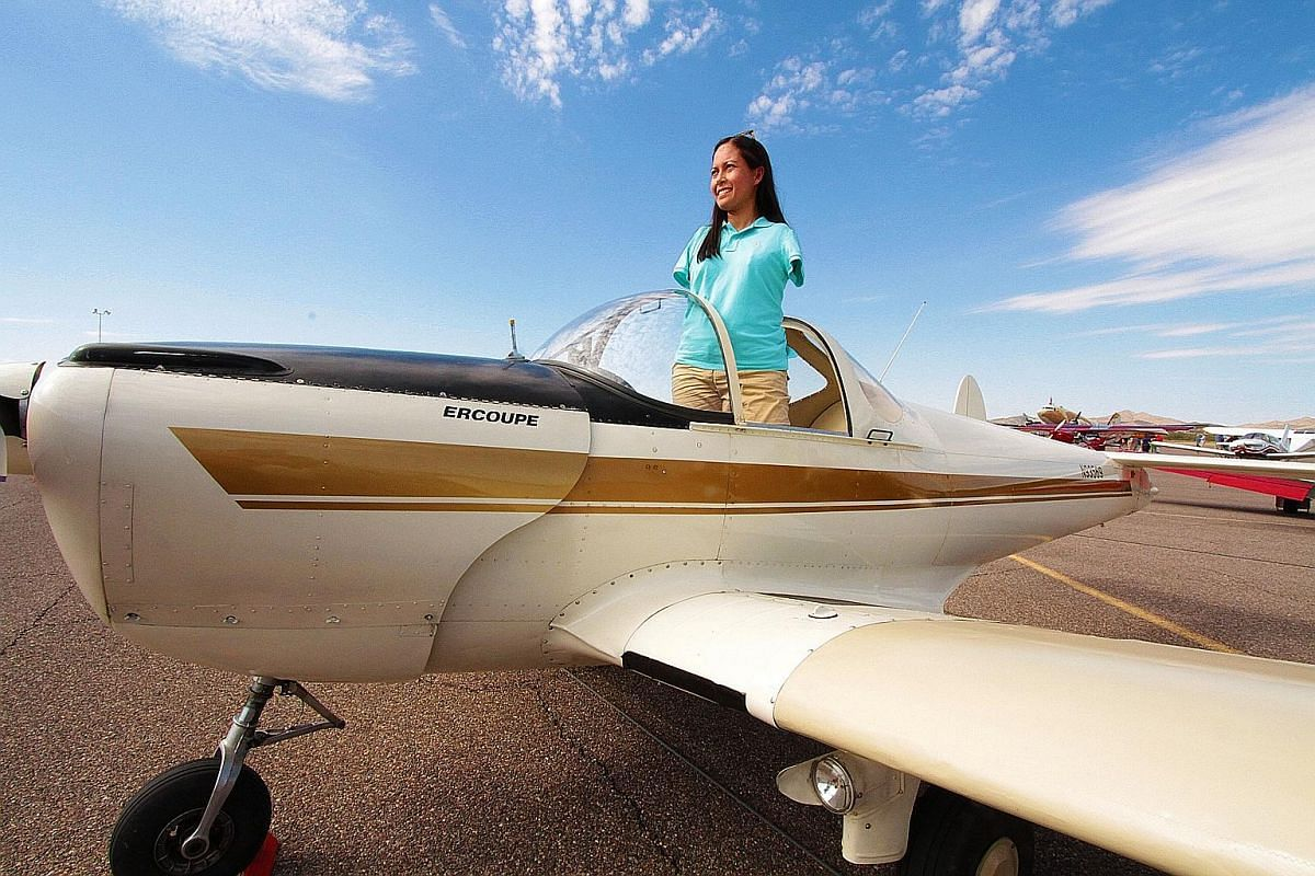 Jessica Cox got her pilot's licence in 2008 and holds a Guinness World Record for being the first woman to fly a plane with her feet.
