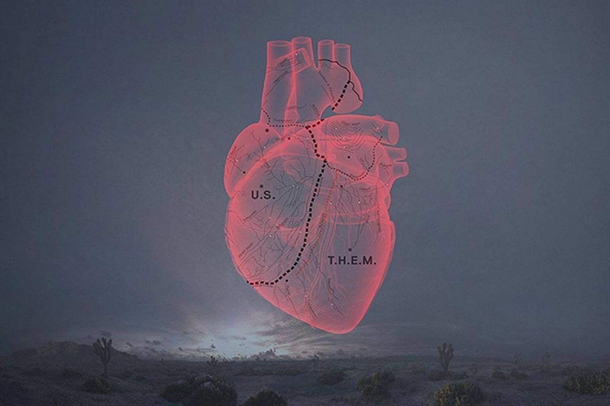 Mexican film director Alejandro Inarritu's conceptual virtual reality art installation CARNE y ARENA that is currently on exhibit in Los Angeles.