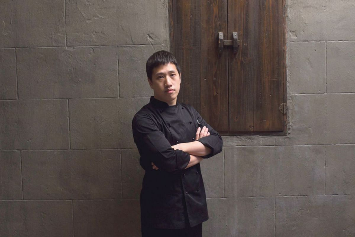 Chef Xu Jingye, a disciple of one of the top chefs in Foshan, will helm the kitchen in the last edition of Jumping Table.
