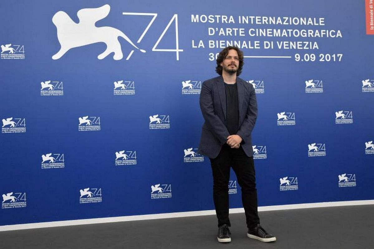 British director Edgar Wright attends a photocall of the jury of the 74th Venice Film Festival on Aug 30, 2017 at Venice Lido.