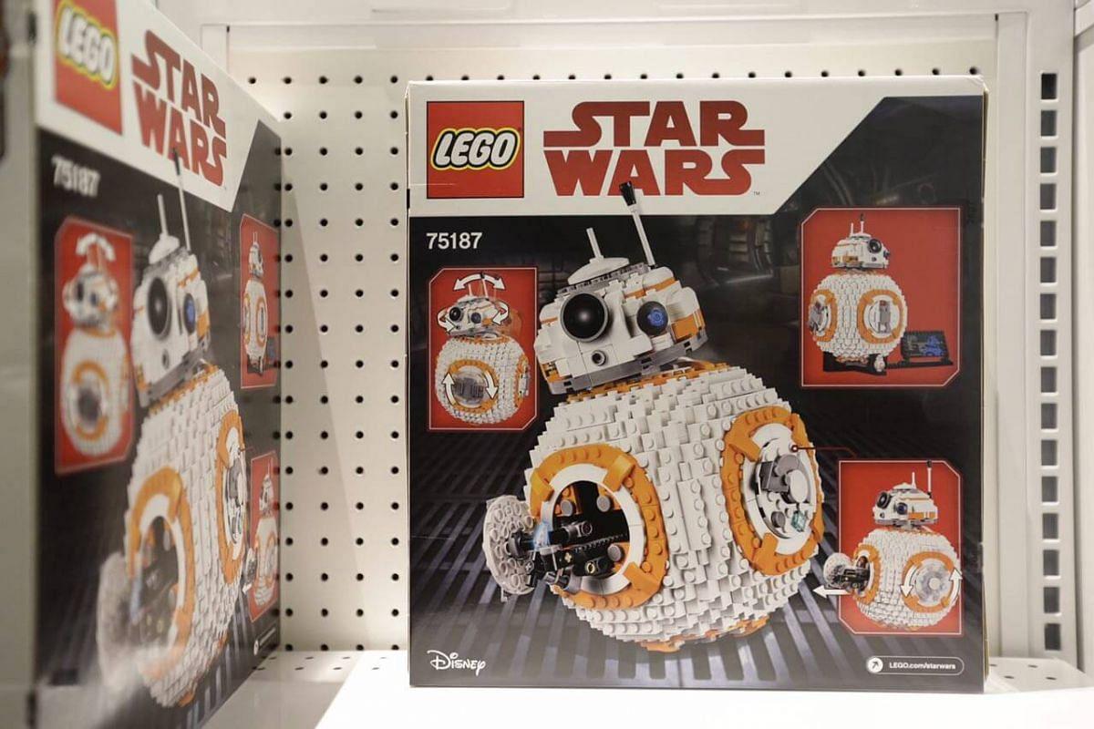 Lego BB-8.