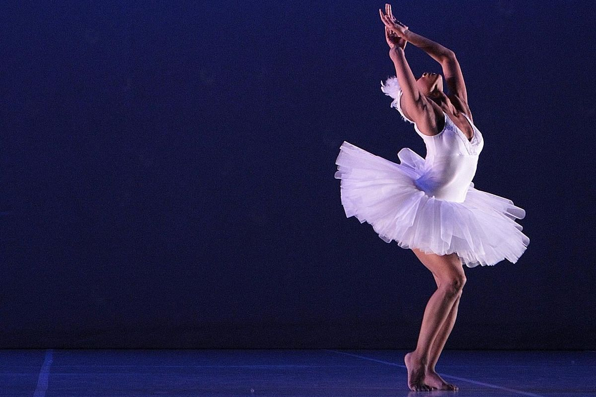 Dada Masilo's Swan Lake fuses traditional ballet with South African dance.