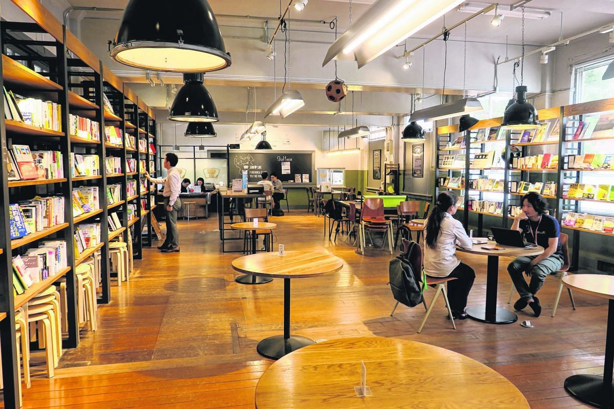 The Startup Cafe in Fukuoka Growth Next is the first stop for budding entrepreneurs - local and foreign - in the south-western Japanese city looking to bring their ideas to fruition. Set up in October 2014, it is managed by the city government and staffed