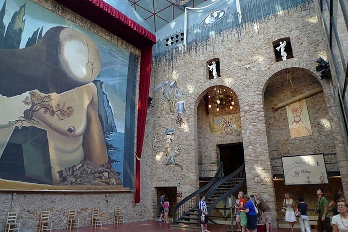 View artist Salvador Dali's work and learn about his life at the Dali Theatre and Museum.