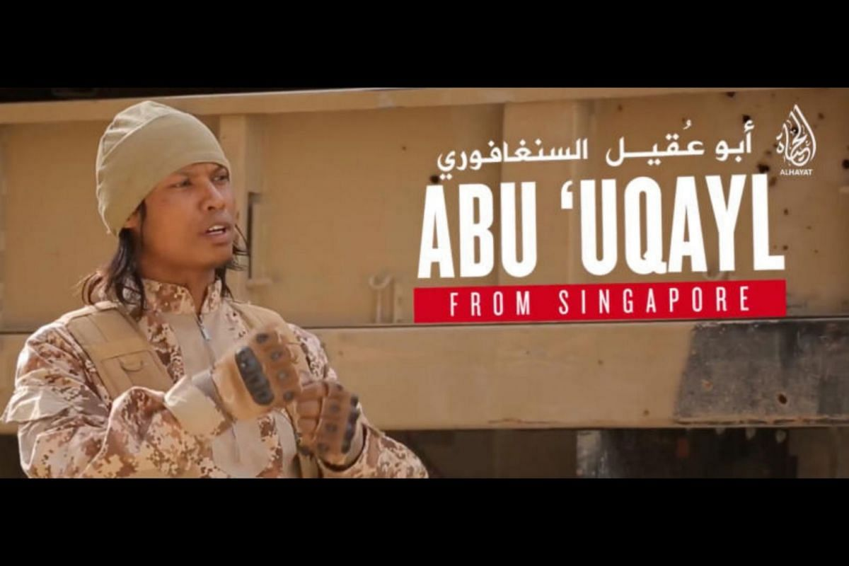 Megat Shahdan Abdul Samad last weekend surfaced online as the first Singaporean to anchor one of ISIS' slickly produced propaganda videos.