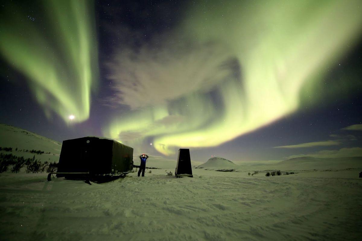 Aurora Wilderness Camp.
