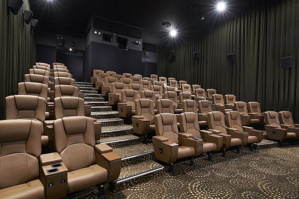 GV Paya Lebar features eight halls and a 756-seat capacity. It boasts a sharp laser-projection system in every hall which creates bright images.