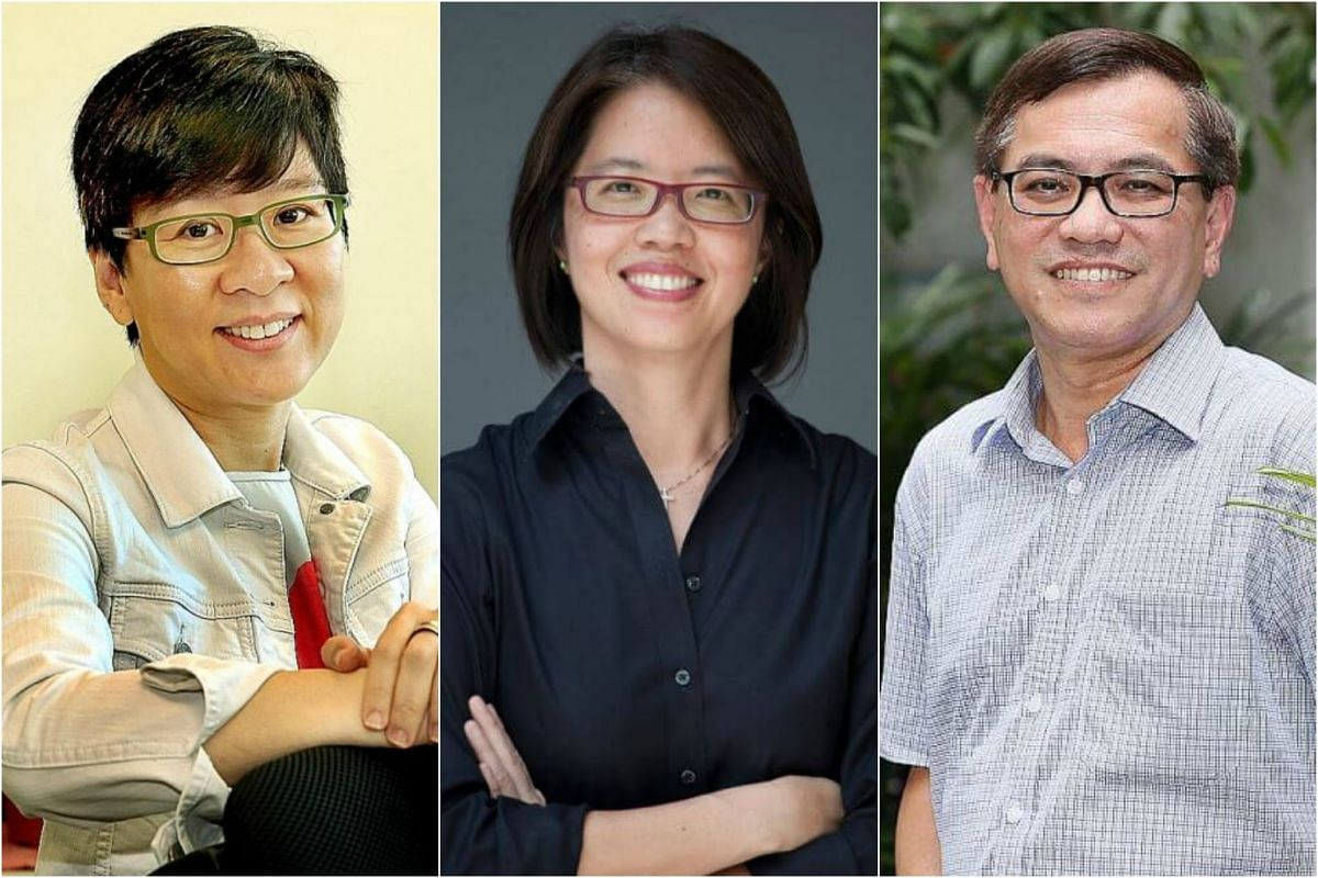 Evelyn Leong, Corinna Lim and Edward Hoon ditched their jobs in search of a more fulfilling life.
