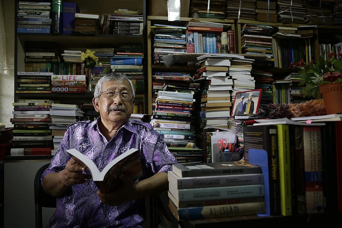 """""""Writing is my discipline. I cannot sit around waiting for inspiration. It is my duty, my moral responsibility, to put my ideas into society."""" - DJAMAL TUKIMIN (above), poet, novelist, playwright, literary critic and researcher"""