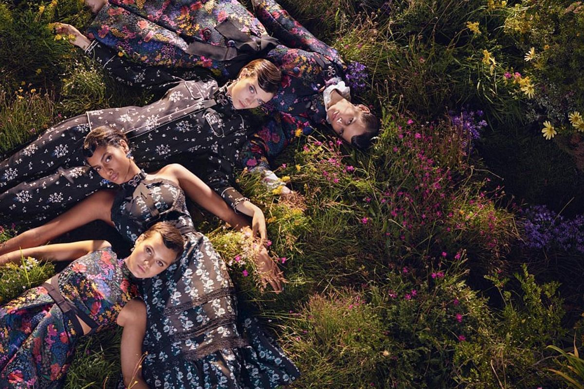 Erdem x H&M launches today and is available in Singapore at the retail giant's Orchard Building and Ion Orchard outlets.