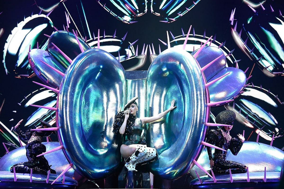 American singer Katy Perry will hold her fourth concert in Singapore in April, as part of her Witness world tour.