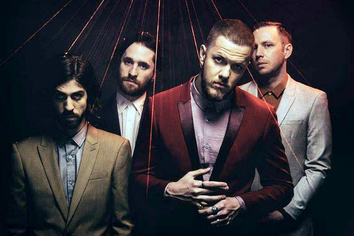 American quartet Imagine Dragons will be back for their third show in Singapore next month.