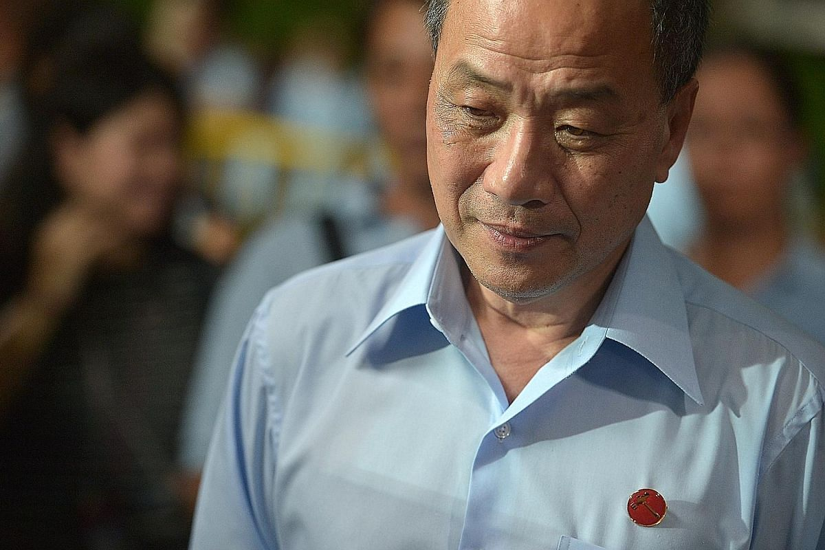 Mr Low Thia Khiang has been at the helm of the WP for 16 years and led a team to victory in Aljunied GRC in 2011. Singapore's largest opposition party will go into the next general election, due by 2021, with a new chief.