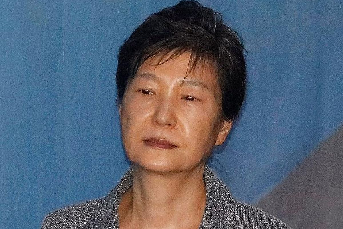 The impeachment of South Korean leader Park Geun Hye came after it was revealed last year that she leaked state secrets to her friend.