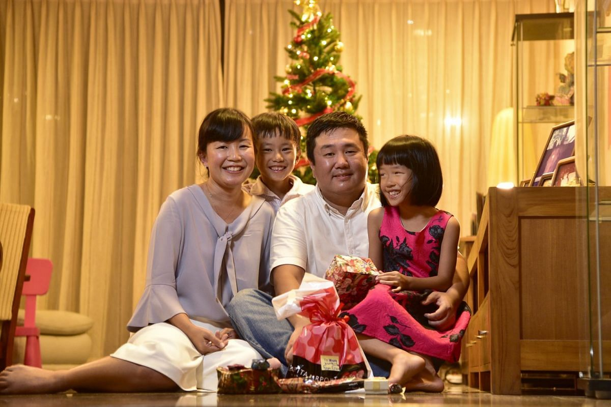 Kids Get Creative With Christmas Presents For Parents Life News Top Stories The Straits Times
