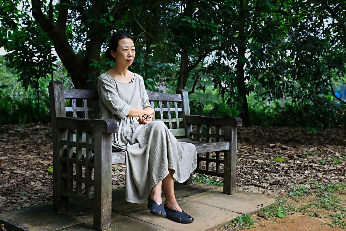 Known For Dressing China S First Lady Reclusive Designer Ma Ke Fuses Traditional Touches With Modern Style Lifestyle News Top Stories The Straits Times