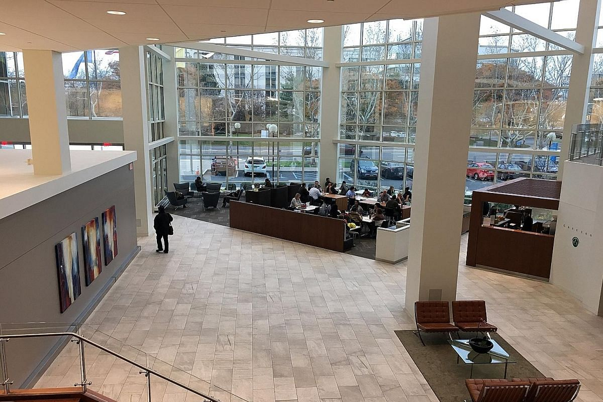 500 Plaza Drive in Secaucus, New Jersey, is Manulife US Reit's maiden acquisition since its initial public offering in May 2016. It underwent a US$16 million refurbishment in 2015 and 2016, with improvements made to amenities and substantial upgrades