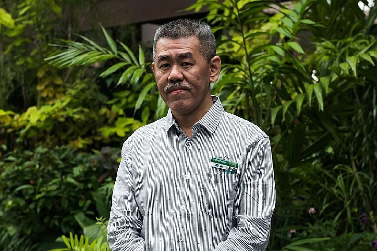 DR CHENG WEN HAUR, deputy chief executive officer and chief life sciences officer of Wildlife Reserves Singapore.
