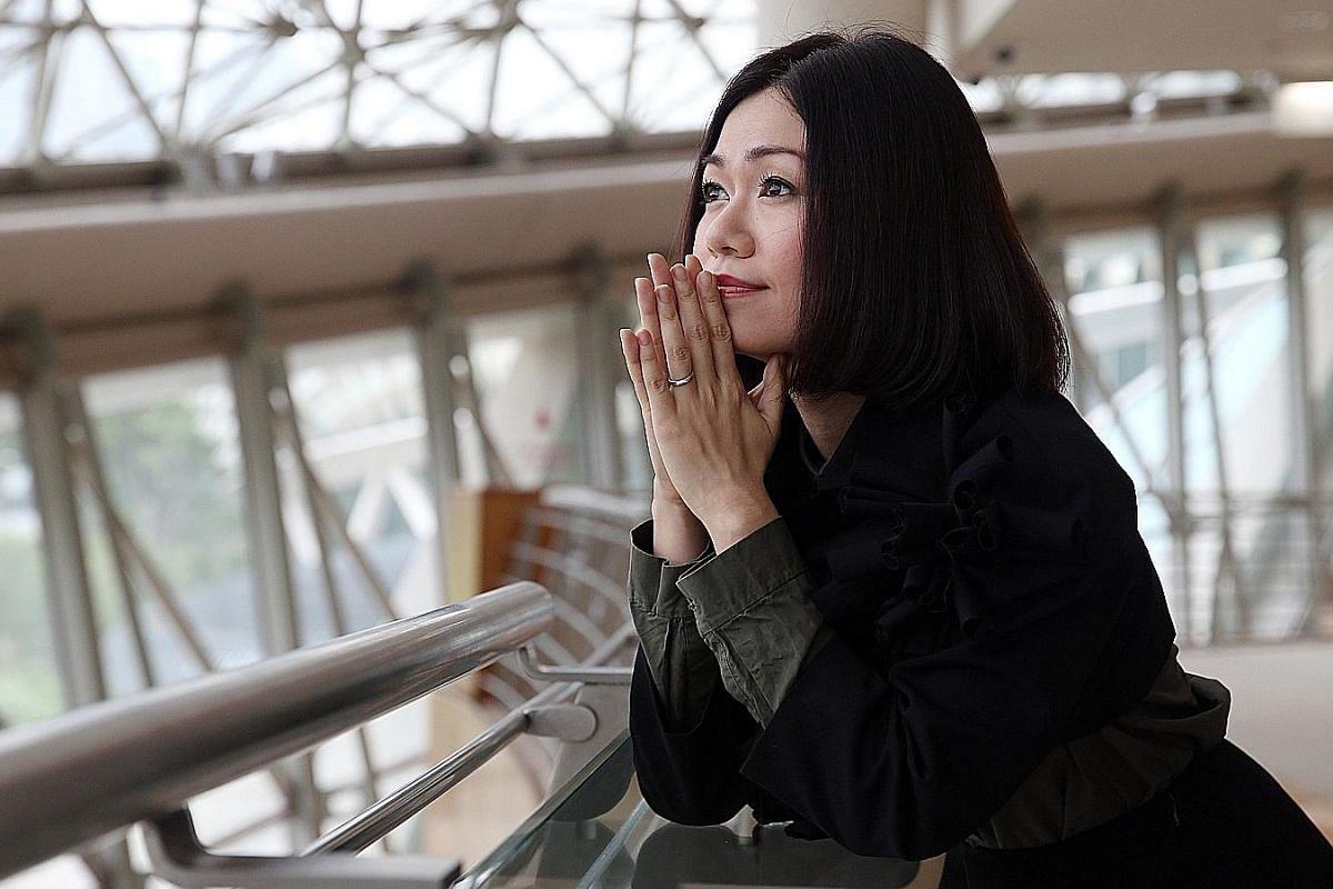Sing! China finalist Joanna Dong will star in I Came At Last To The Seas, an ambitious, hybrid work on migration directed by Kuo Jian Hong.