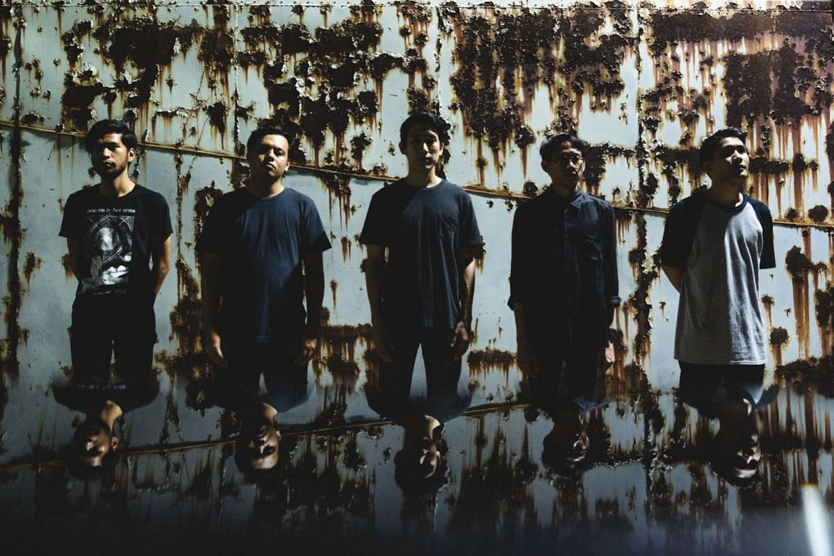 Post-rock band Amateur Takes Control hope that playing at Laneway can be a springboard to more gigs overseas.