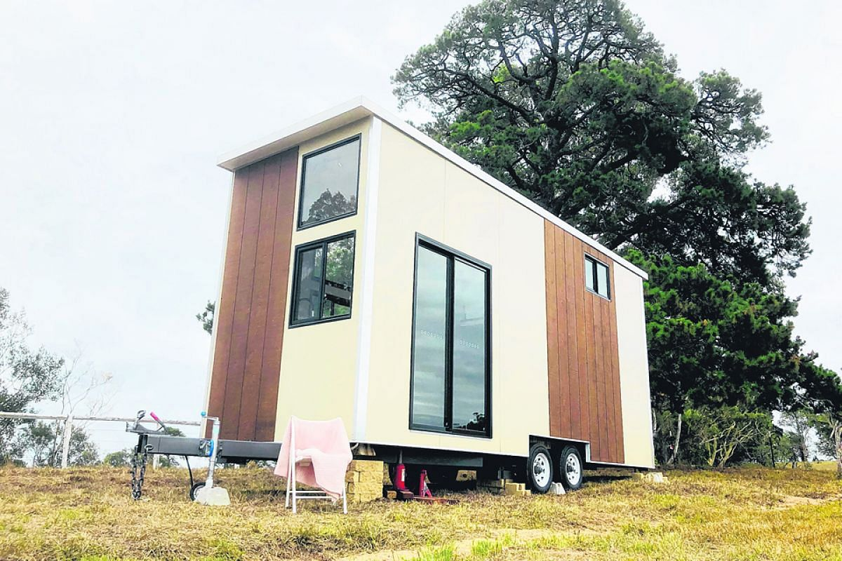 Singapore Based Companies Are Going Big On Tiny Houses Home