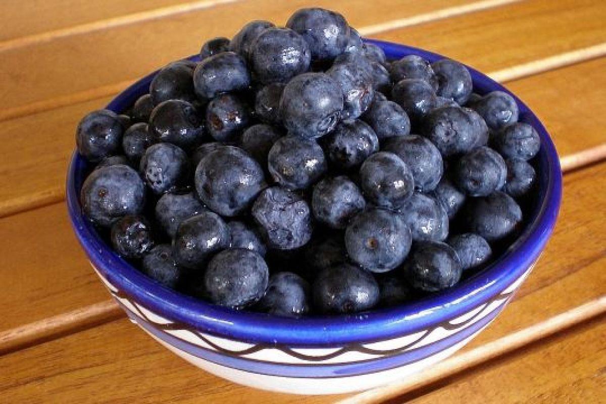 200g blueberries