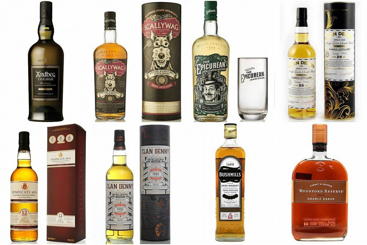 Expand your palate with ST Wine's new collection of whiskies.