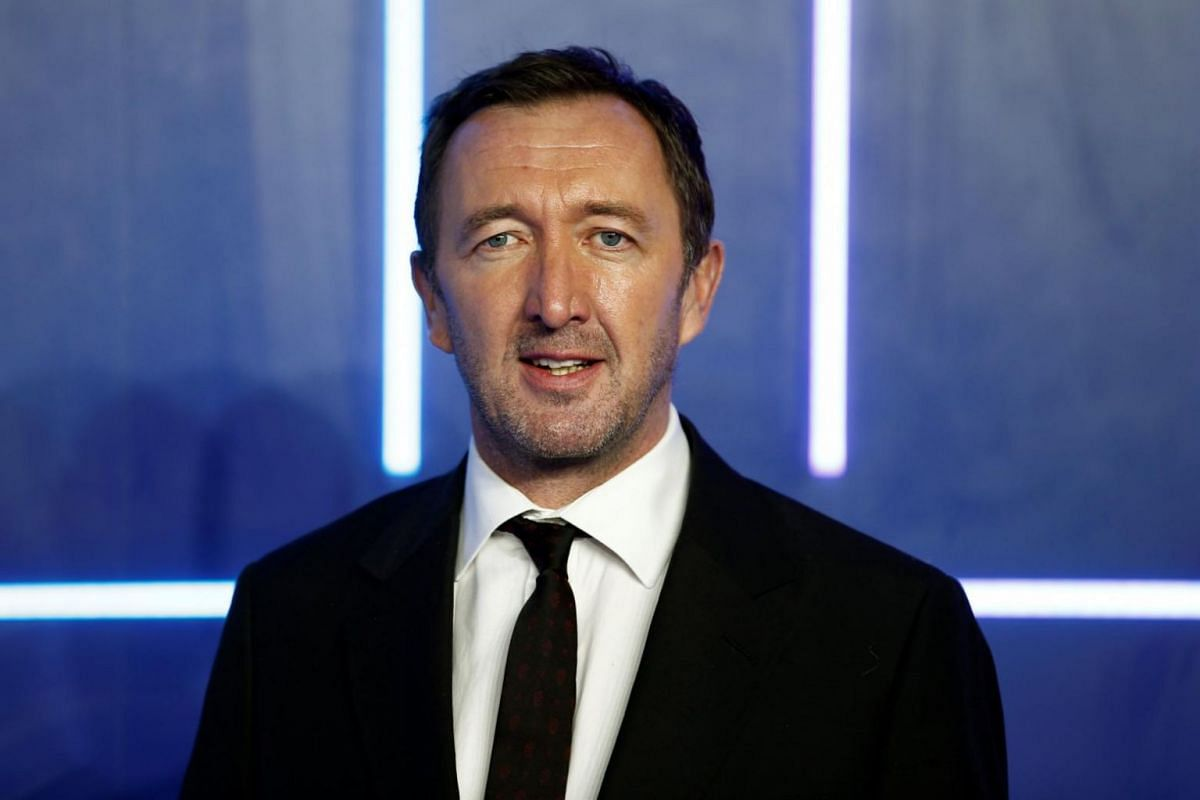 Cast member Ralph Ineson attending the European Premiere of Ready Player One in London, on March 19, 2018.