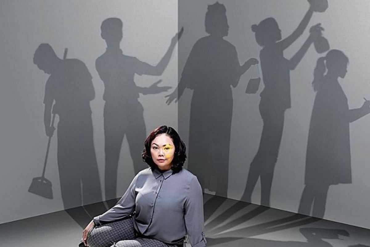 Director Tan Beng Tian (above) will take on a re-staging of How Did The Cat Get So Fat?, which stars Siti Khalijah Zainal (left). Playwright Michelle Tan (above) explores the struggle of communication in her script for I Am Trying To Say Something Tr