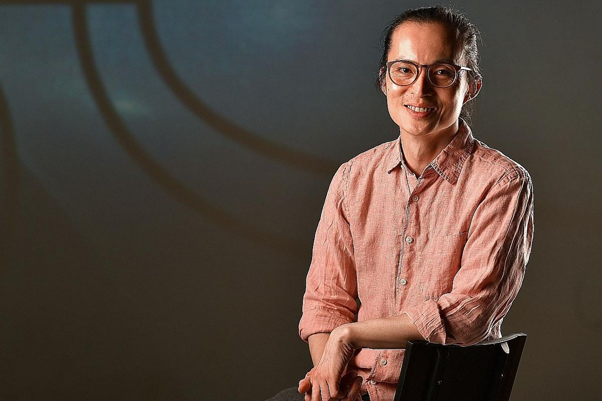 Director Nelson Chia won the Best Director accolade for Art Studio, which was also staged during the Singapore International Festival of Arts last year and featured Mia Chee and Tay Kong Hui.