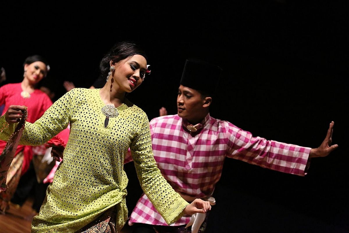 The Era Dance Theatre's performances include elements from Singapore's melting pot of cultures to showcase its rich heritage.