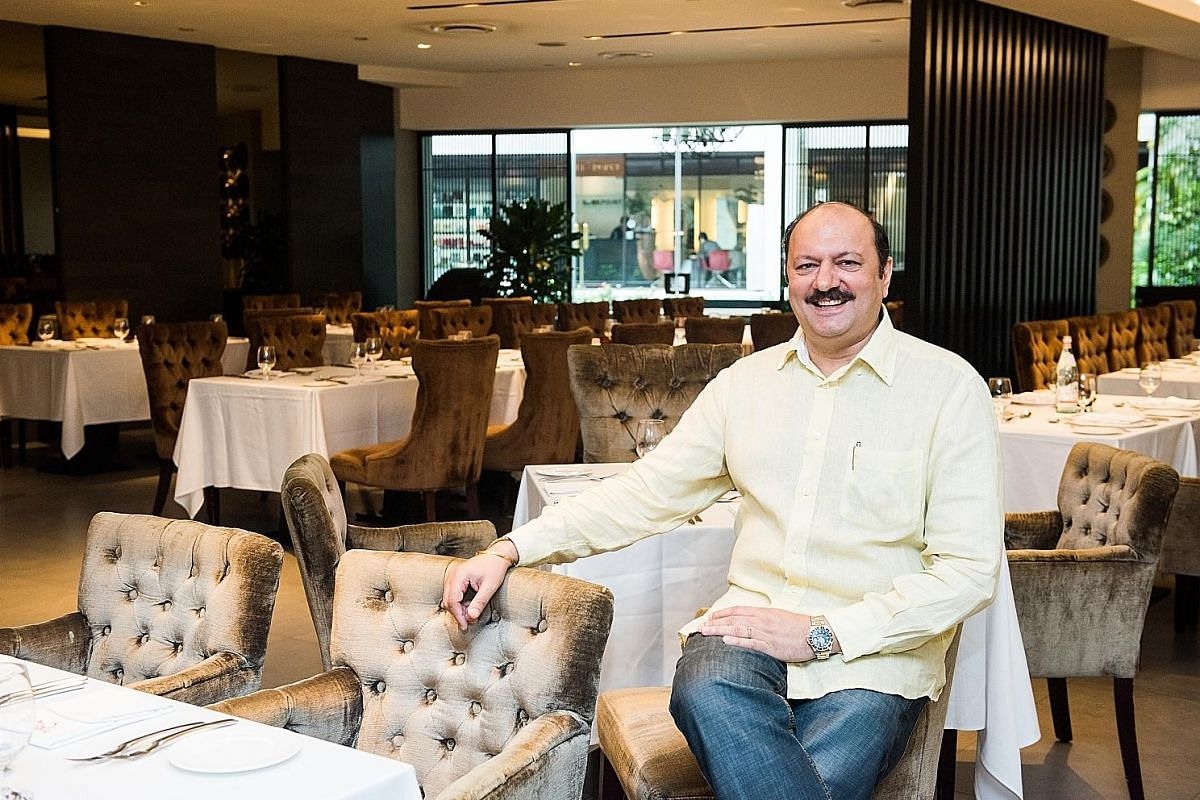 Mr Chetan Kapoor brought in old-fashioned claypots and installed new tandoori ovens when he took over Yantra by Hemant Oberoi in April last year.
