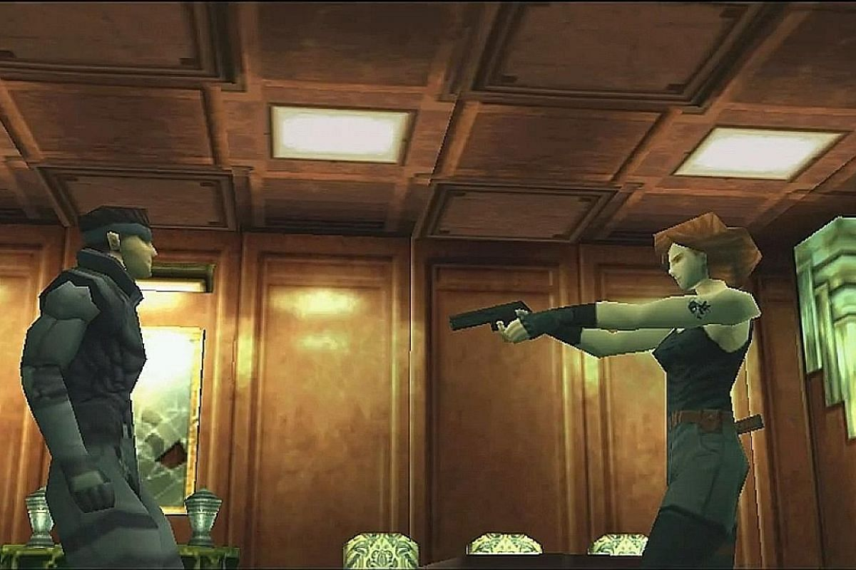 Metal Gear Solid set the bar for action-adventure stealth games and introduced a level of storytelling which includes themes of politics, philosophy, war and technology.